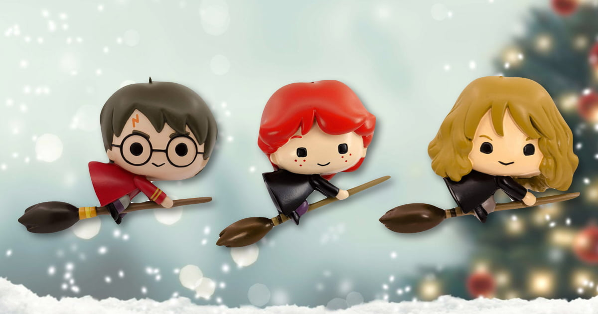Deck The Halls With These Adorable Hallmark Harry Potter Ornaments