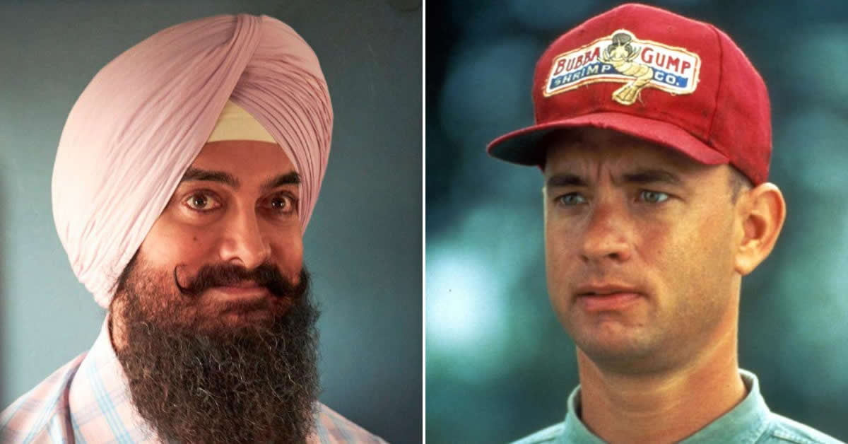 First Look 'Forrest Gump' Bollywood Remake