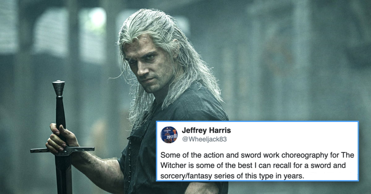 "'The Witcher' First Reactions Say It ""Makes 'Game Of Thrones' Fights Look Awful"""