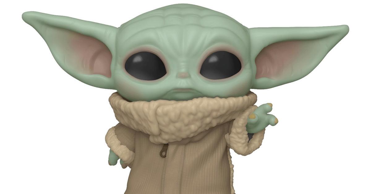 Baby Yoda Is Getting Its Own Funko Pop Figure 9gag