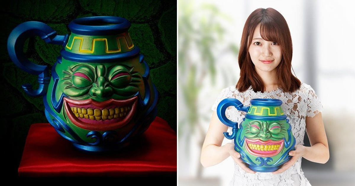 Bandai Is Releasing Life-sized Pot Of Greed