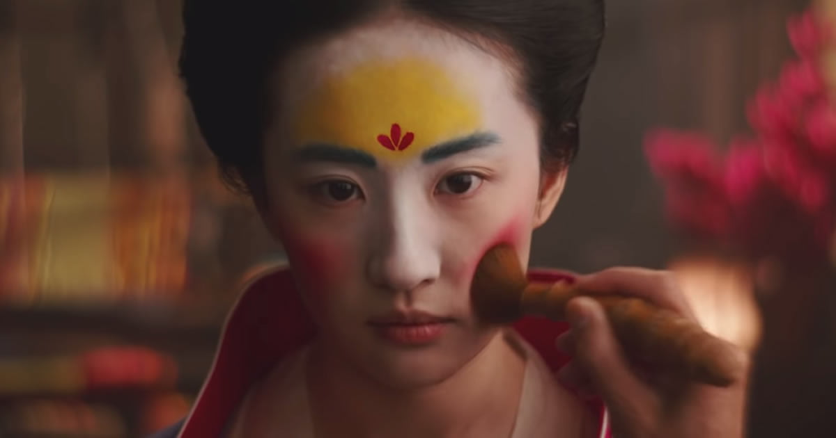 Disney Drops The Full Official Trailer For The Live-Action Mulan