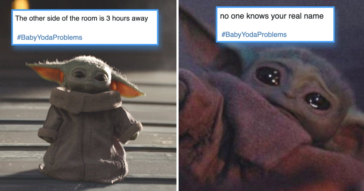 New Memes Emerge As People Point Out Baby Yoda's Struggles