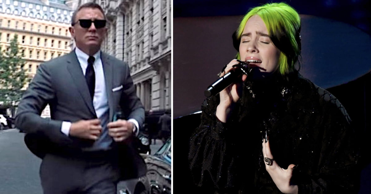 Billie Eilish Releases 'James Bond' Theme Song 'No Time to Die'