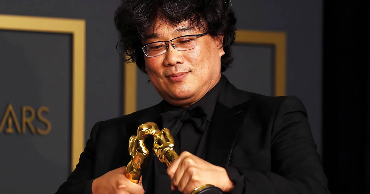 Politicial Party Who Blacklisted Bong Joon Ho Now Wants To Build A Bong Museum After Oscar Wins