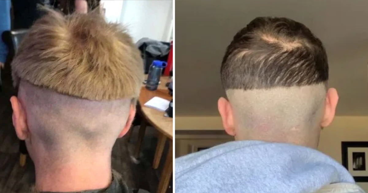 People Are Cutting Their Own Hair During Quarantine And It's Not Going Well