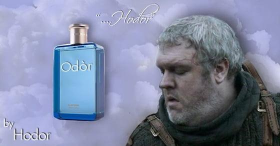 Hodor odor