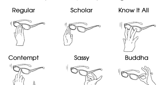 15 Things That Are Guaranteed To Happen When You Wear Glasses