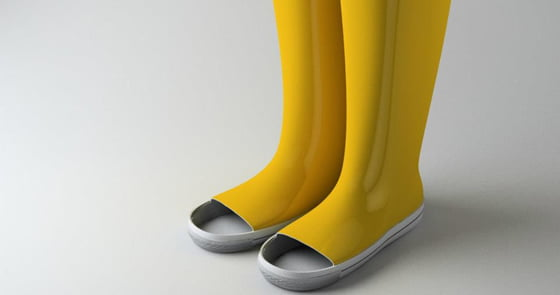 "Who needs conformist functional design when you have these? (""The Uncomfortable"" project by Katerina Kamprani)"