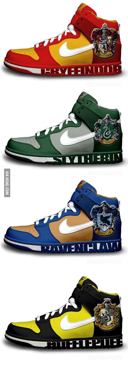 Harry Potter House shoes