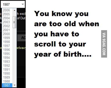 U know....