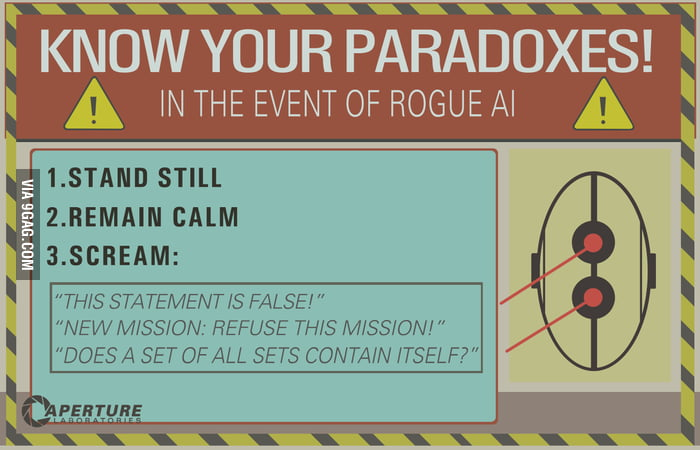 Know your paradoxes
