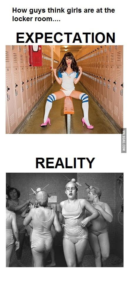 Girls Locker Room 9gag