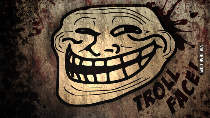 Troll face full hd wallpaper 9gag troll face full hd wallpaper voltagebd Image collections