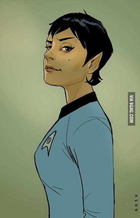 Spock's Daughter