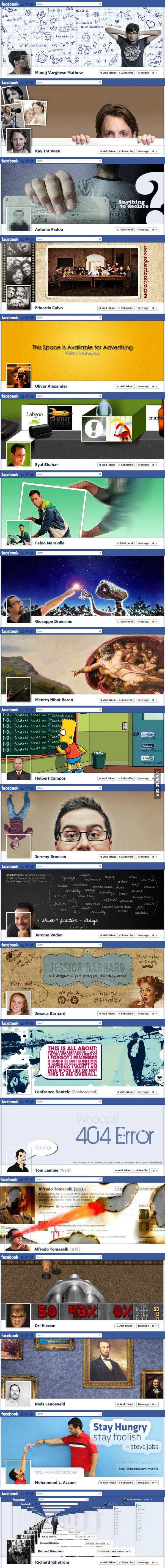 Facebook Timeline Cover Win
