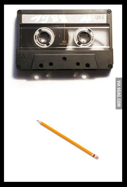 Our children will never know the link between the two...