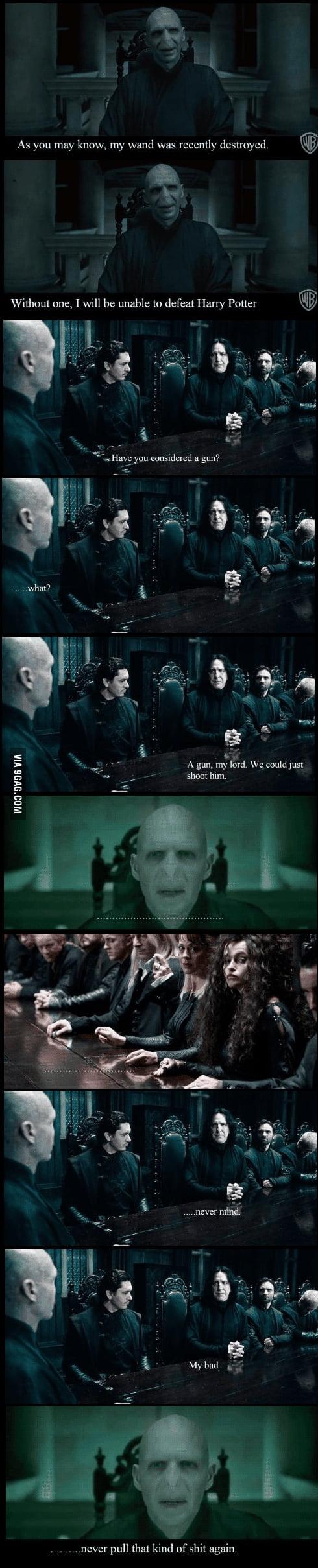 Just Severus Snape