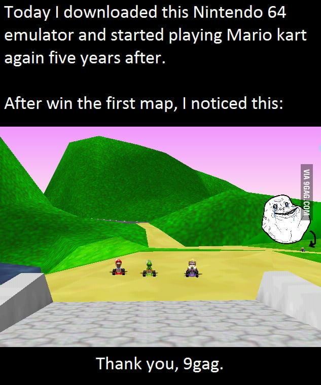 Mario Kart: making memes since 1996
