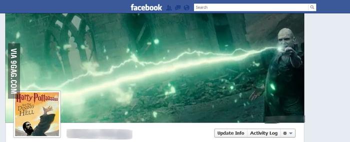 Just my FB profile ;)