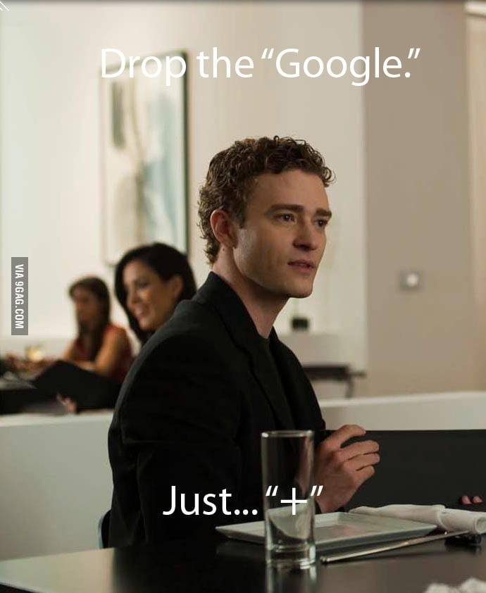 Drop the Google
