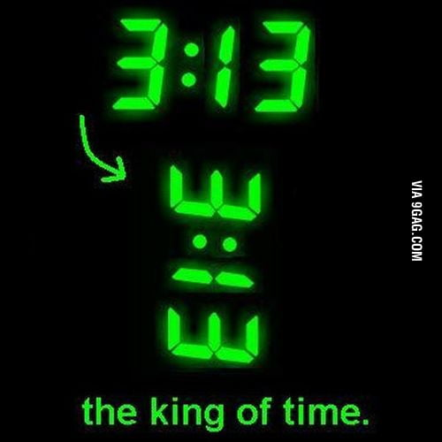 The King of Time
