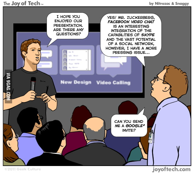 Mr Zuckerberg, can you...