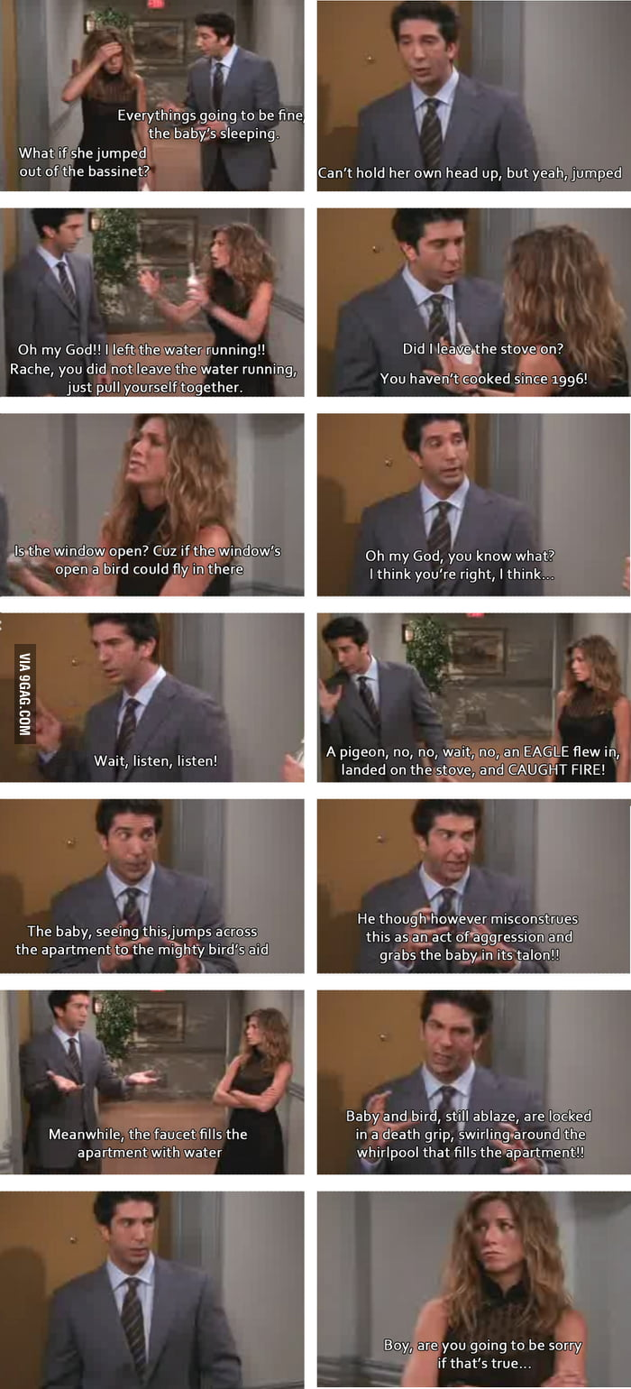 Just Ross being a troll...