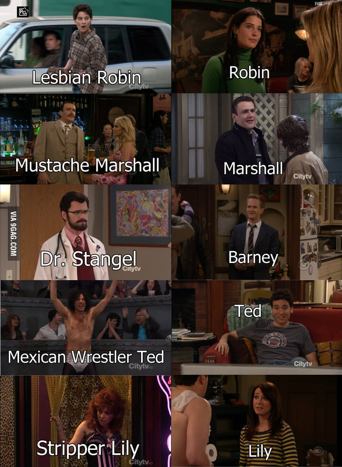 How I Met Your Mother : Doppelganger