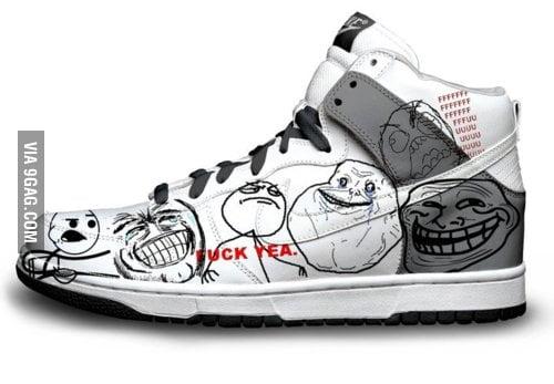 Meme Shoes