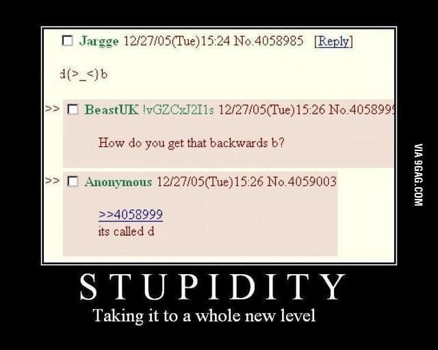 how do you get that backwards b 9gag
