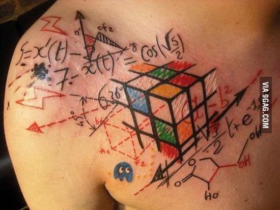 Geeky Tattoos