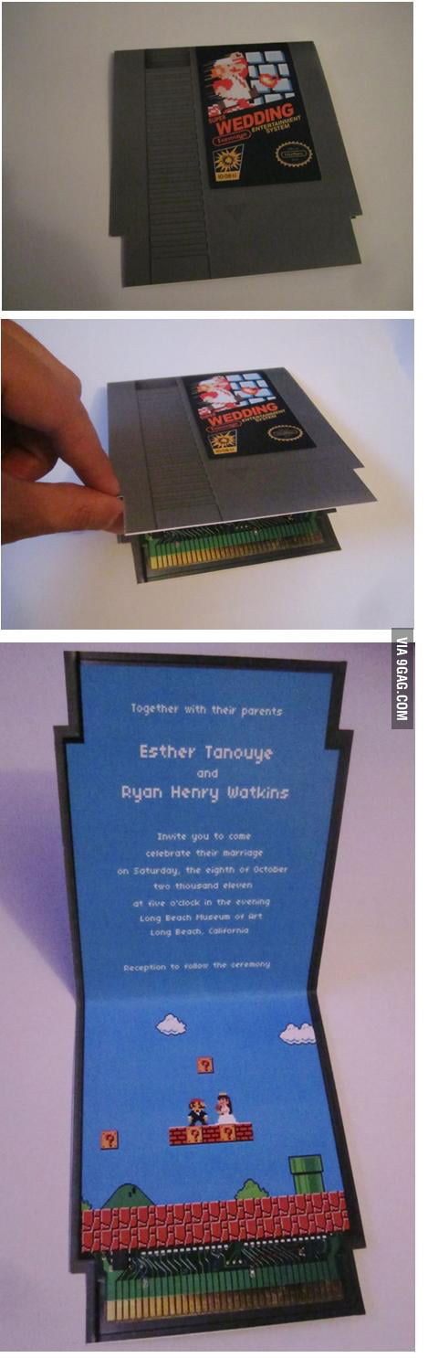 Wedding Invitation Level: Legendary