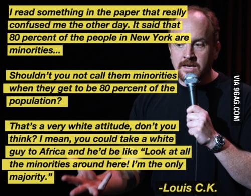 Minority and Majority