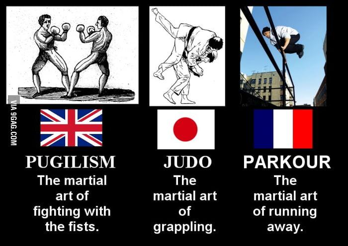 """""""Martial Arts"""""""
