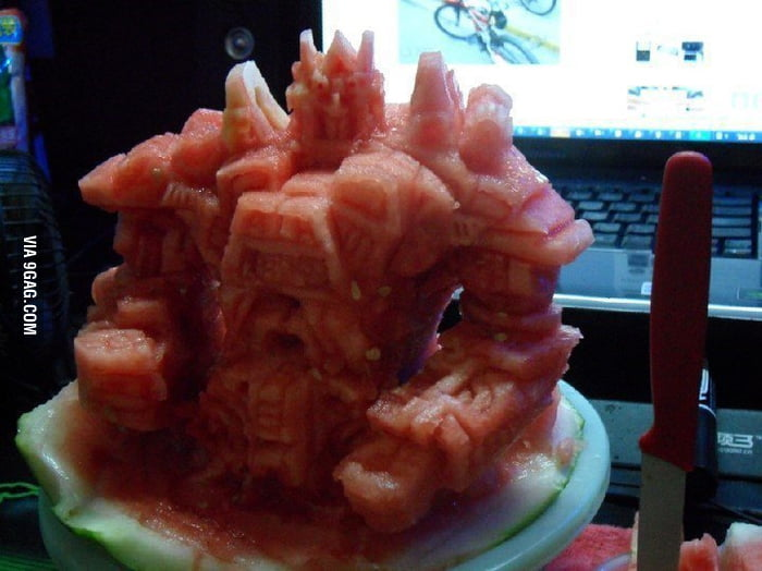 "Optimus ""Melon"" Prime"