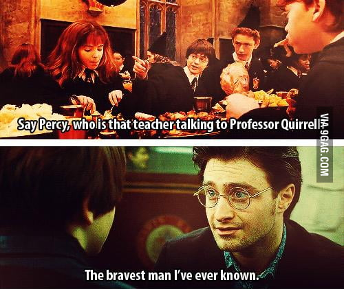 The first and last mentions of Severus Snape.