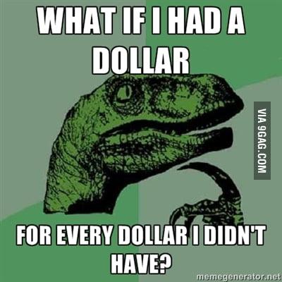 Dollar paradox