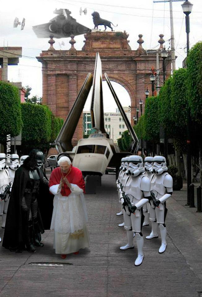 Pope Visiting Guanajuato Mexico!