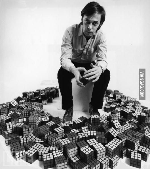 Rubik and his Cubes