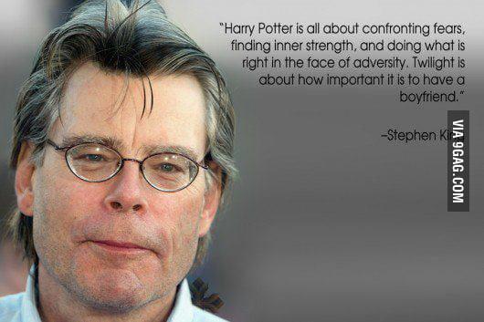 Just Stephen King