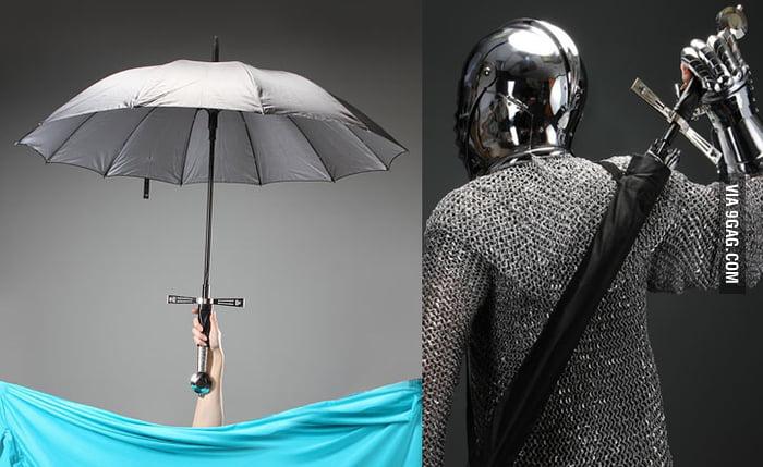 Sword Umbrella