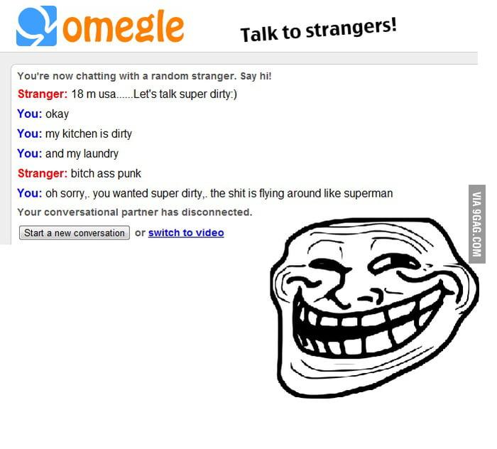 Dirty talk strangers