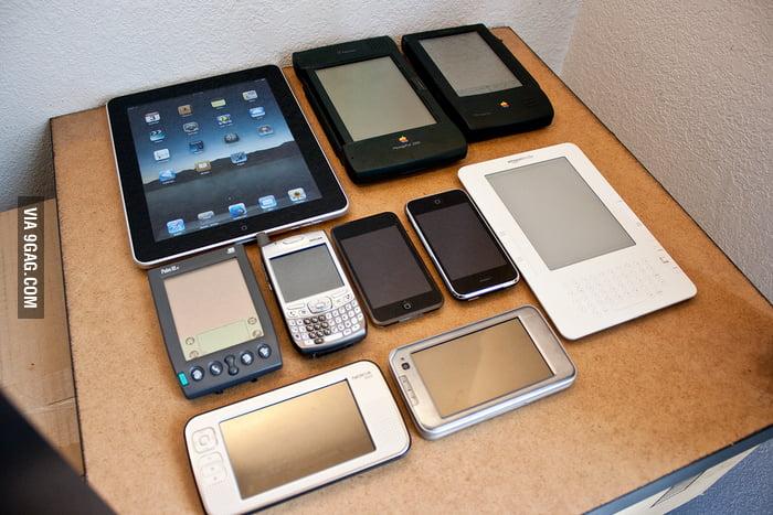 Tablet Device Comparison