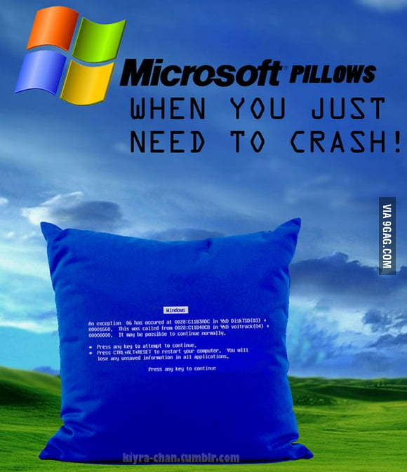 Microsoft pillows