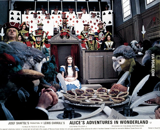 Real-Life Alice's Adventures in Wonderland