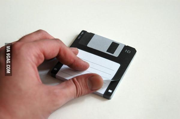 Floppy Note