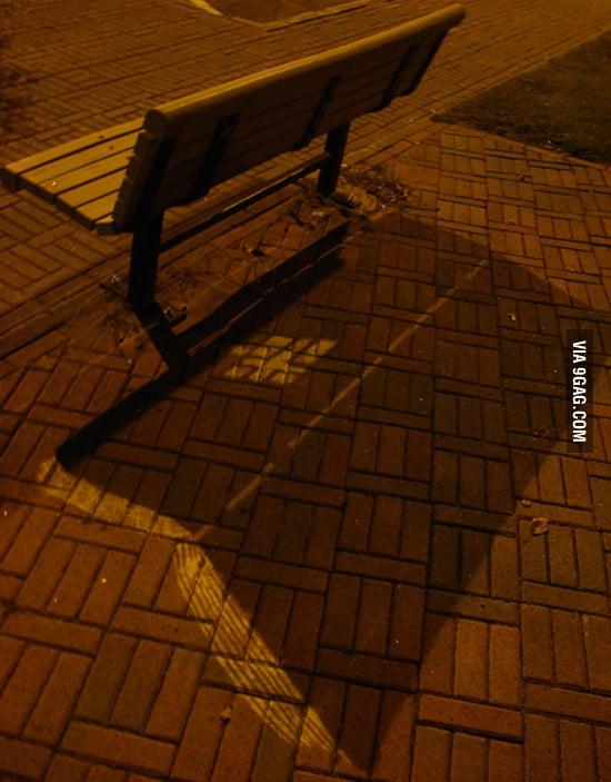 Shadow Art: Bible Shadow