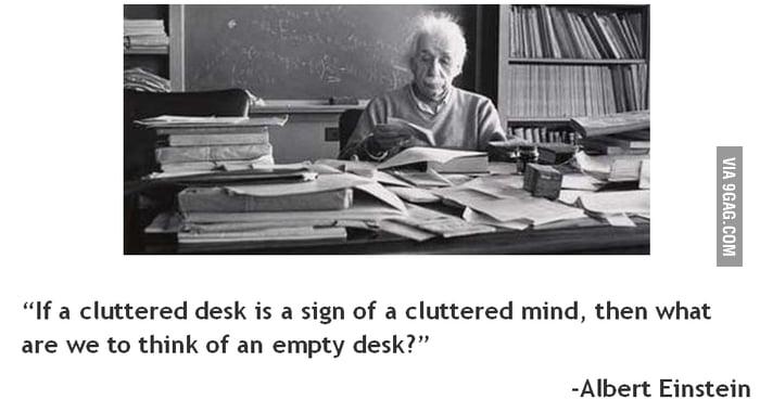 Albert Einstein said...