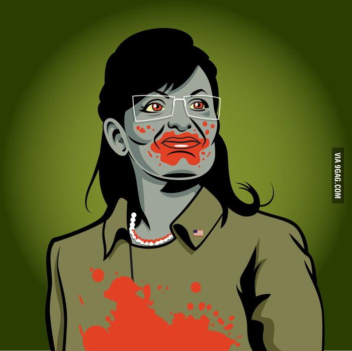 Zombie Palin